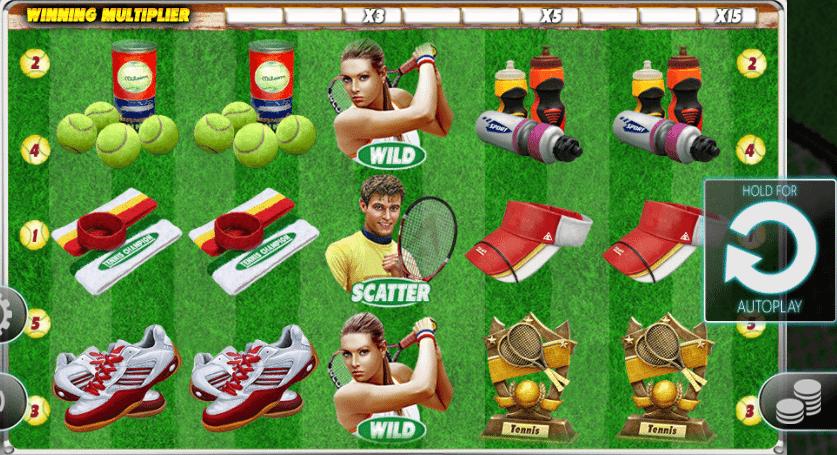 Spiele Tennis Champion - Video Slots Online