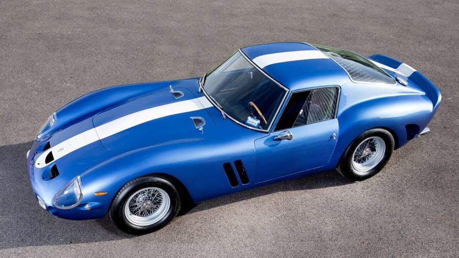The World S Most Expensive Car 3 Ferrari 250 Gtos For Sale At