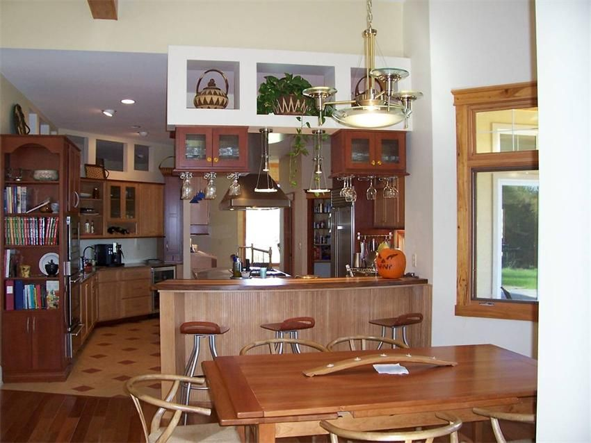 Surprising Amish Grainvalley Drawleaf Extension Dining Table Amish Interior Design Ideas Gentotthenellocom