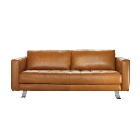 $2999 Latitude 2 Seat Sofa Category 35 - Rx Caramel FREEDOM
