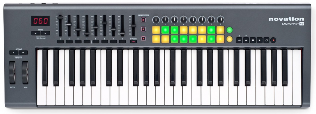 Our pick for the best 49 key MIDI keyboard controller | Music