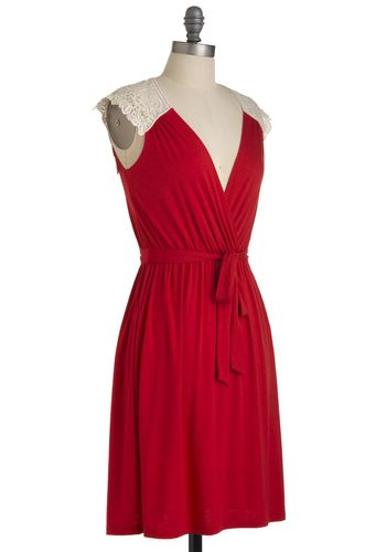 """This dress was on Modcloth's """"Be The Buyer"""" and I LOVE it! I really hope they buy it, because I want to!"""