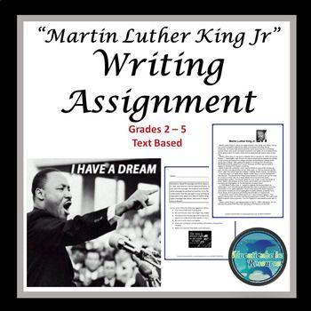 Dr martin luther king jr essay