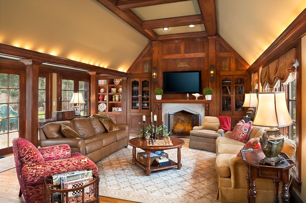 Comfortable Warm And Kid Friendly This Family Room