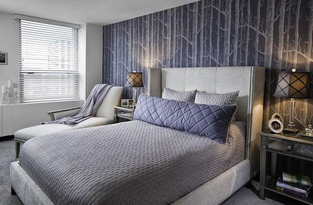 Papel tapiz para dormitorios hogar recamara principal - Decoracion de paredes de dormitorios juveniles ...