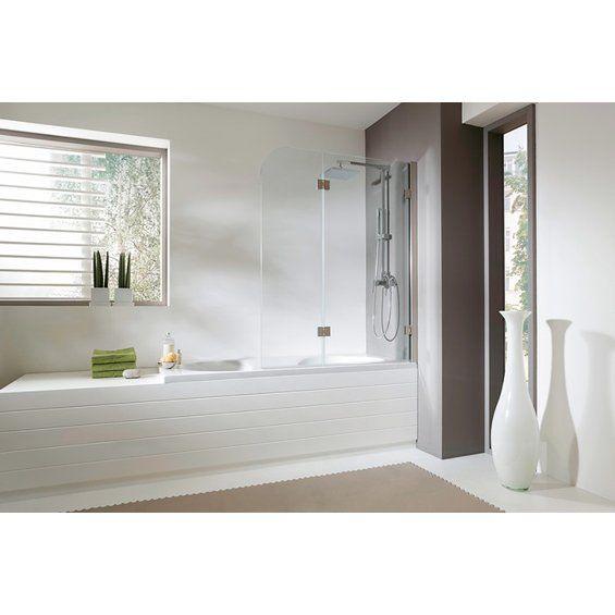 OBI Badewannenaufsatz Varro II Edelstahl kaufen bei OBI