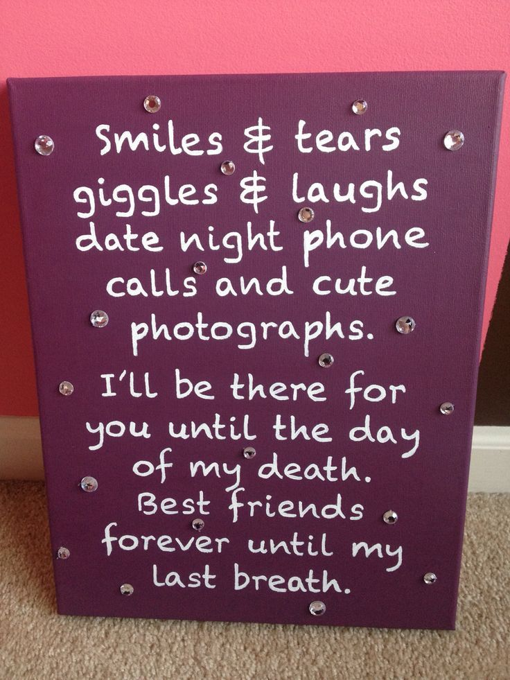 736 981 quotes for Friend birthday gift ideas diy