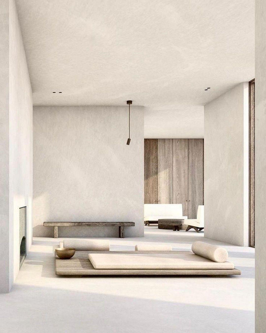 Minimalist Interior Design Zen Minimalist Interior Design Minimalism Interior Home Interior Design