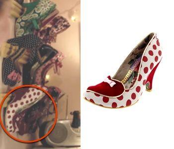 Shoes Lou's Me Shoes Before You Bedroom emilia Clarke qq0wUxtZ
