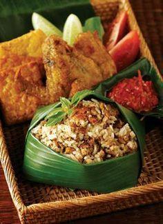 Reblogged Nasi Tutug Oncom Sundanese Cuisine Resep Masakan Indonesia Variasi Makanan Resep