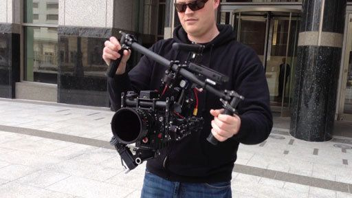 Freefly Systems' MoVI is a steadicam that's lighter, smaller, and even more flexible than ever.