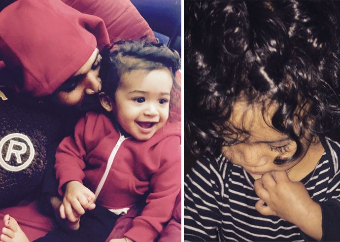 Chris Brown going to great lengths to not lose custody his daughter