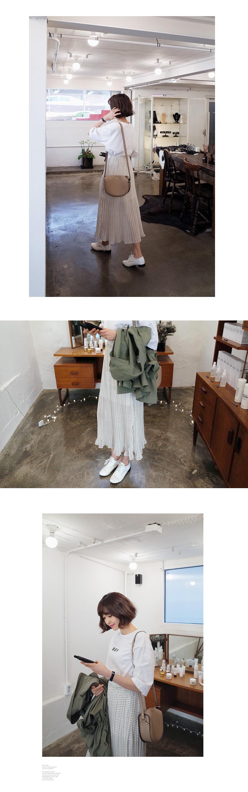 アコーディオンプリーツロングシフォンスカート・全2色スカートスカート|レディースファッション通販 DHOLICディーホリック [ファストファッション 水着 ワンピース]