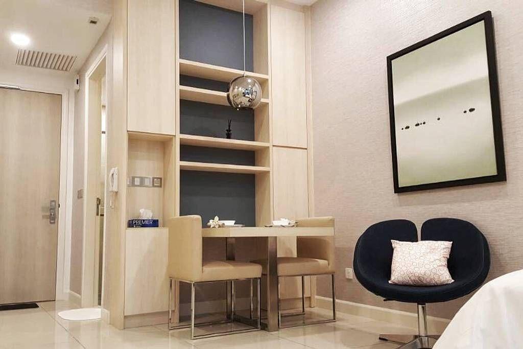 LUXURIOUS Modern Studio Bangsar KL + FREE WIFI - Serviced ...