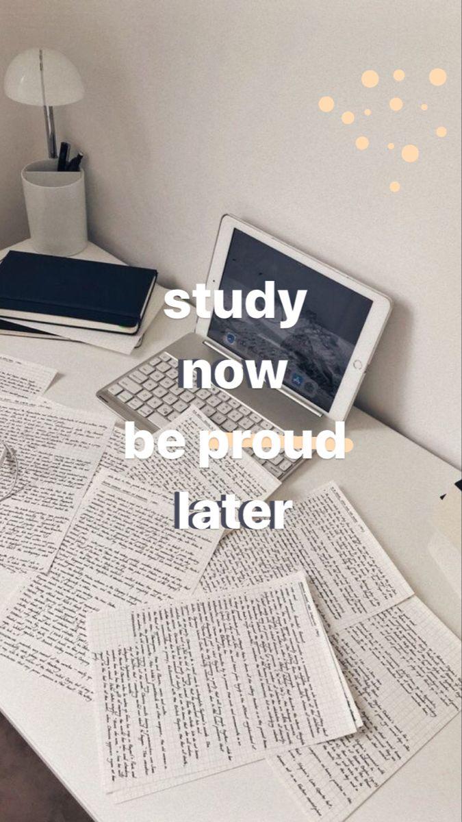 study motivation wallpaper