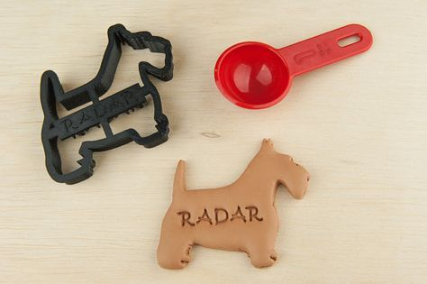 Mastiff Custom Cookie Cutter Treat Personalized Pet Name