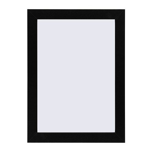$1.99 document frame - made for letter size paper! Will print off ...