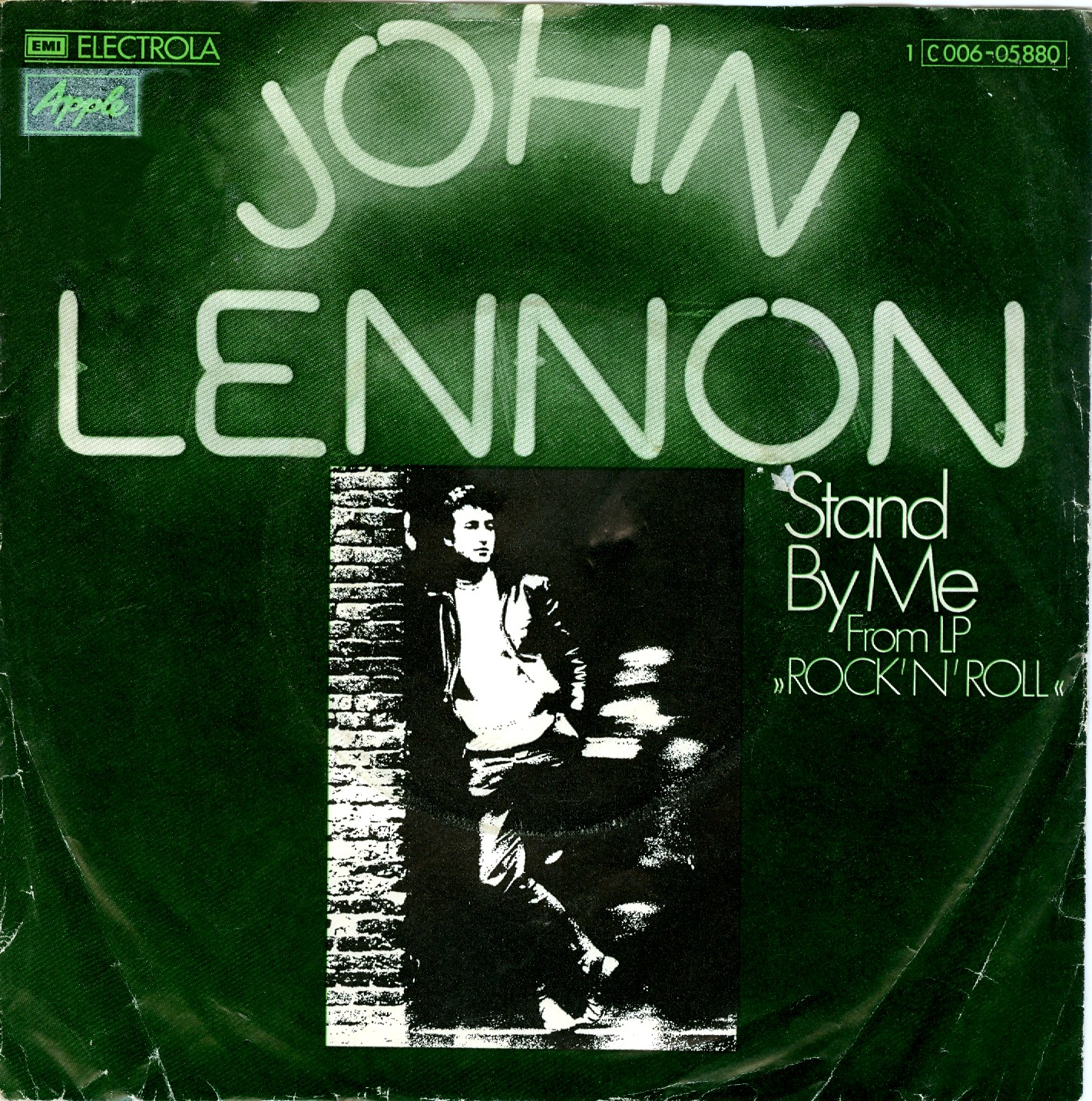 John Lennon Stand By Me Single I Love This Song So Much Stand By Me Song John Lennon Stand By Me
