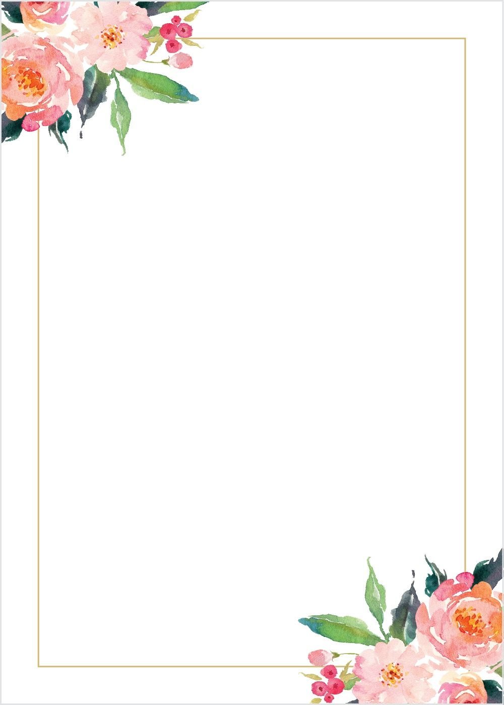 Standing Ovation Foil Wedding Invitations