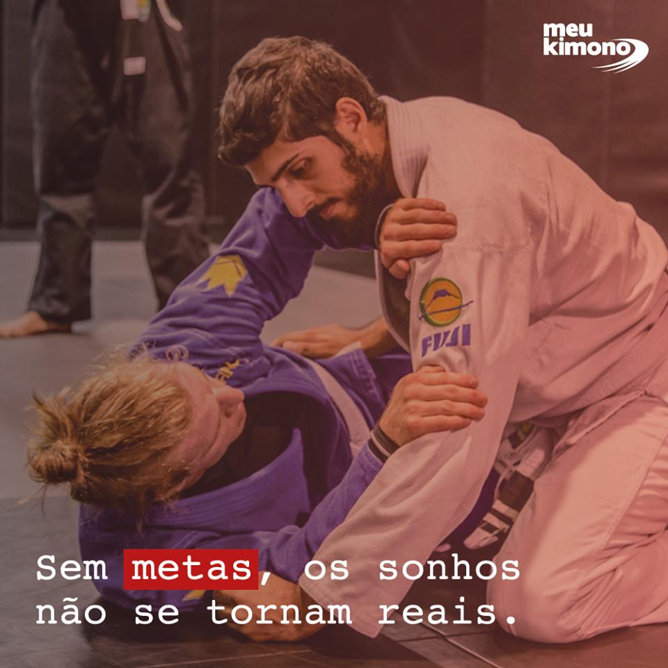 Metas Sonhos Bjj Oss Meukimono Jiujitsu Judo Karate