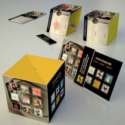 Most Creative Photographer Marketing Idea Direct Mail Up
