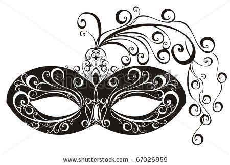 Free Printable Masquerade Masks Babylon Yahoo Search Results Mask Party Free Clip Art Masquerade