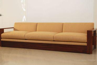 Wood Sofa Frame Plans New Blog Wallpapers