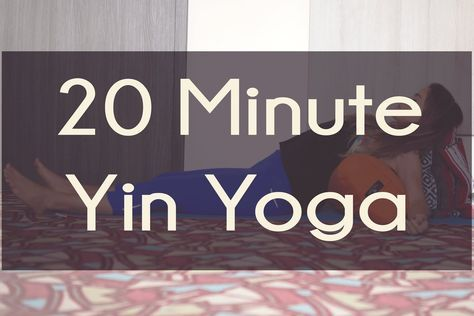 yin yogacandace 23 minutes 4 supported poses with