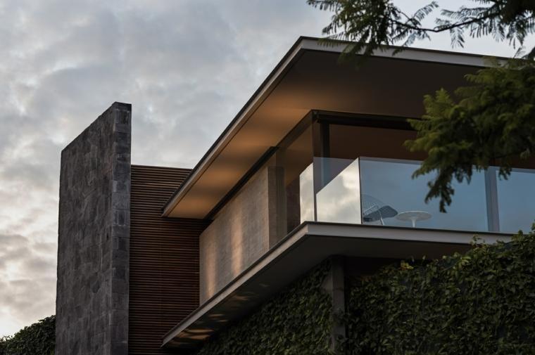 Moderne Architektur in Mexiko Ramos House, von José Juan
