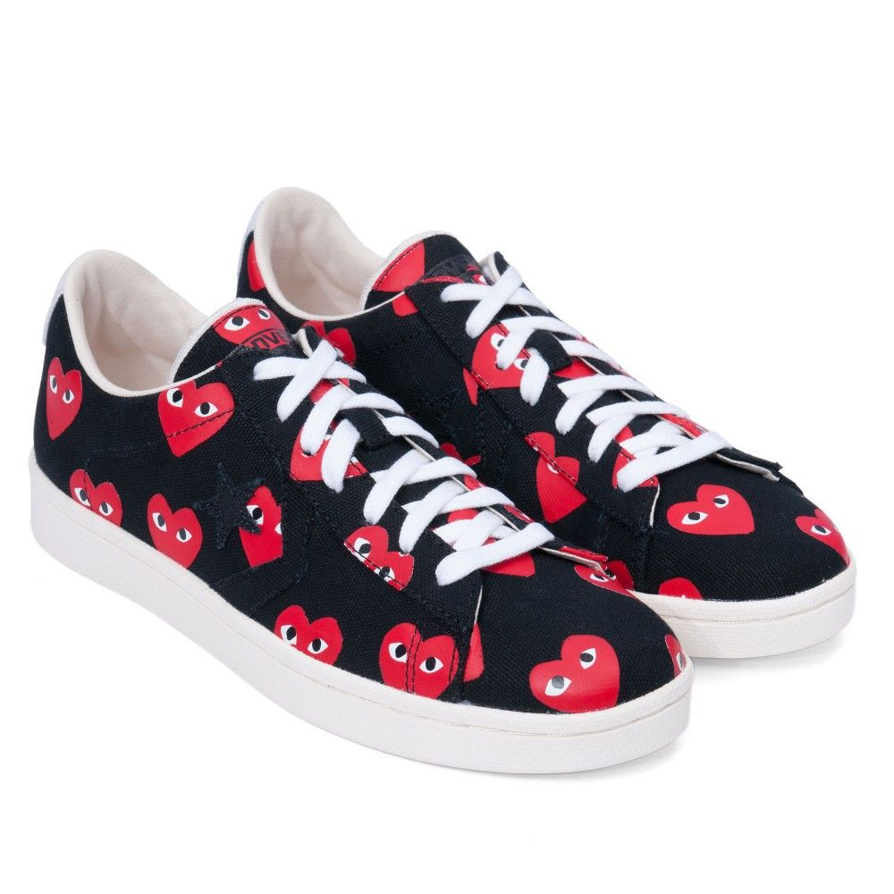 play converse pro leather low