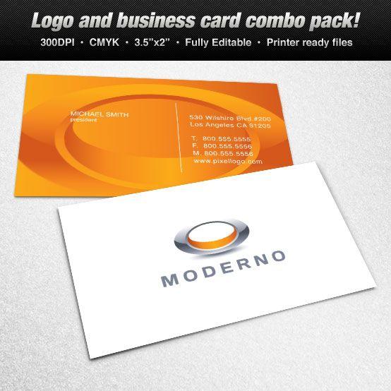 A Logo & Business Card Set Design suitable for design and furniture themes. #logo #businesscard #design $39.00