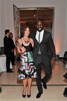 Ruth Wilson, Idris Elba