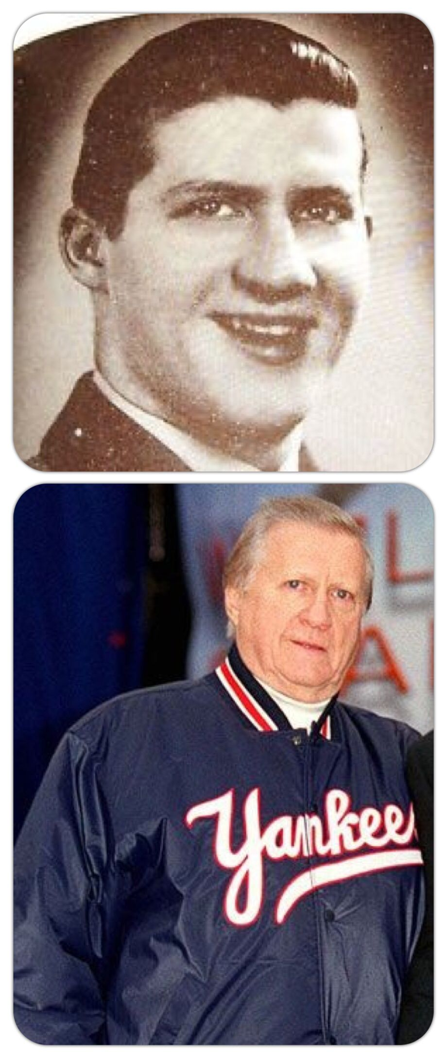 George Steinbrenner Air Force Second Lieutenant Owner New York Yankees Famous Veterans American Veterans Young Celebrities