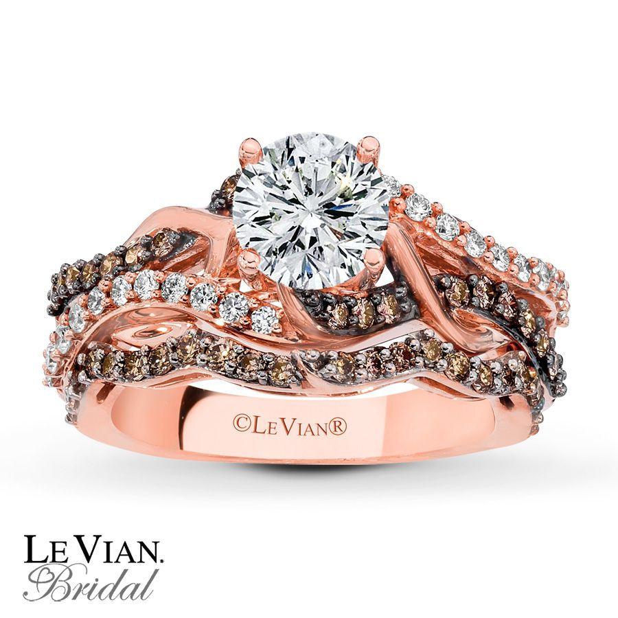 chocolate diamond ring....LOVE it Chocolate diamond