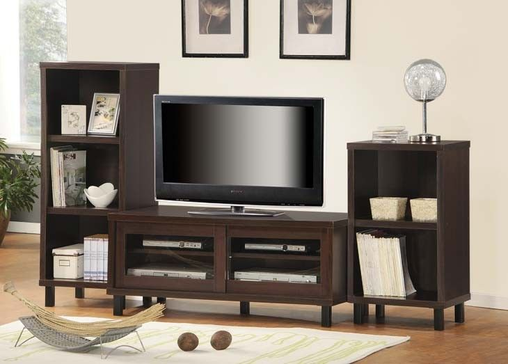 JYSK LUGANO TV STAND Wenge - TV Stands / Wall Units ...