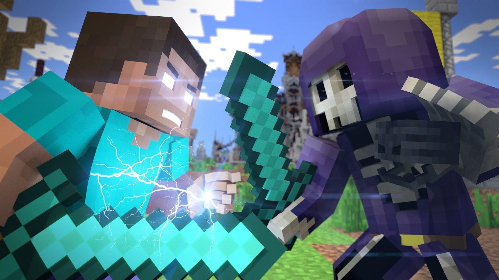 Mega Walls Deathmatch - Part 3 [Battle of Kings] - Minecraft ...