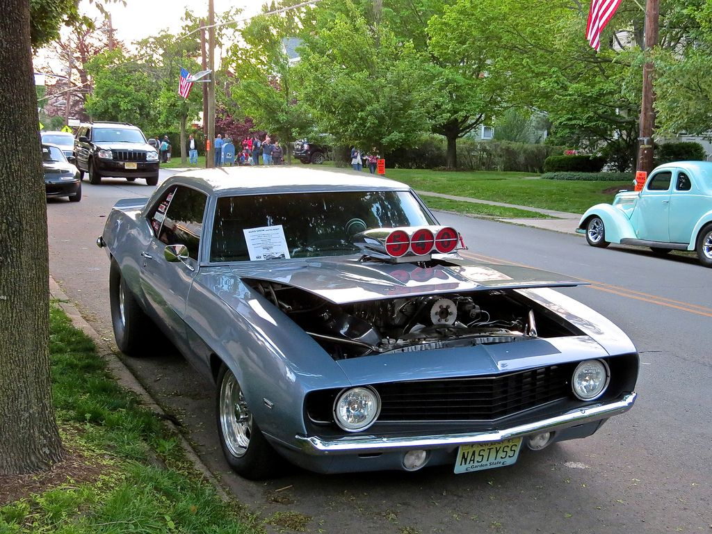 Blown 1969 Chevrolet Camaro Dragster Cars And Such Pinterest