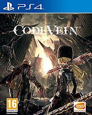 Code Vein Ps4 Amazon Co Uk Pc Video Games Xbox One