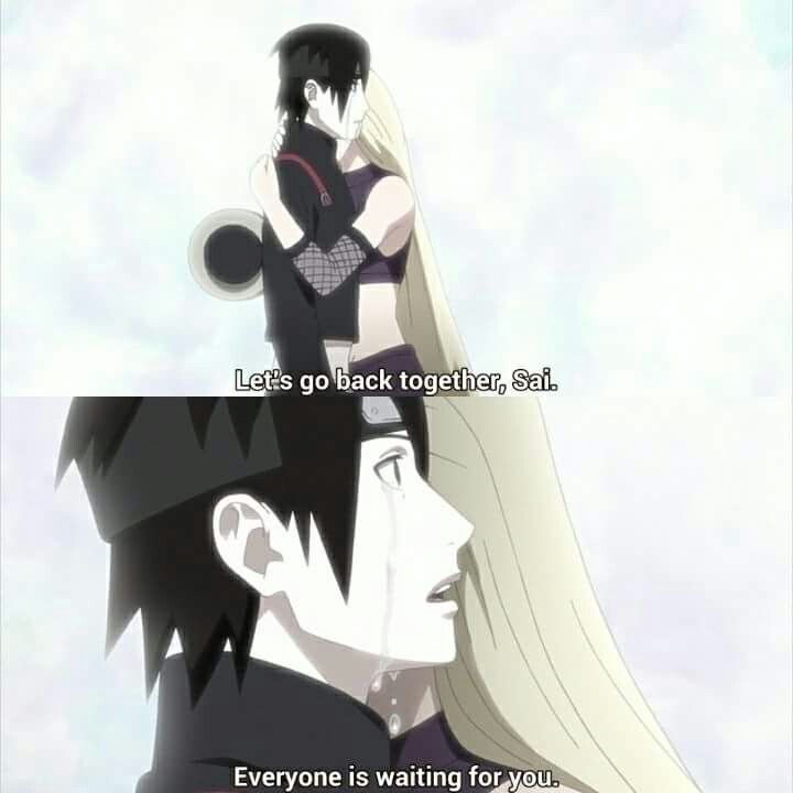 Saino sai and ino in episode 493 naruto pinterest sai and ino in episode 493 voltagebd Images