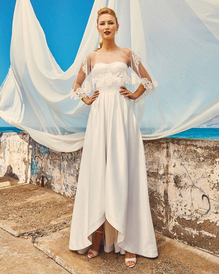 "Elbeth Gillis 2017 Wedding Dress ""Milk and Honey"" Bridal seperates collection : Chloe+Lily+Harper | itakeyou.co.uk #bridedress #weddingdress #weddinggown #weddingdresses #weddinggowns #stapless #bridalseperates"