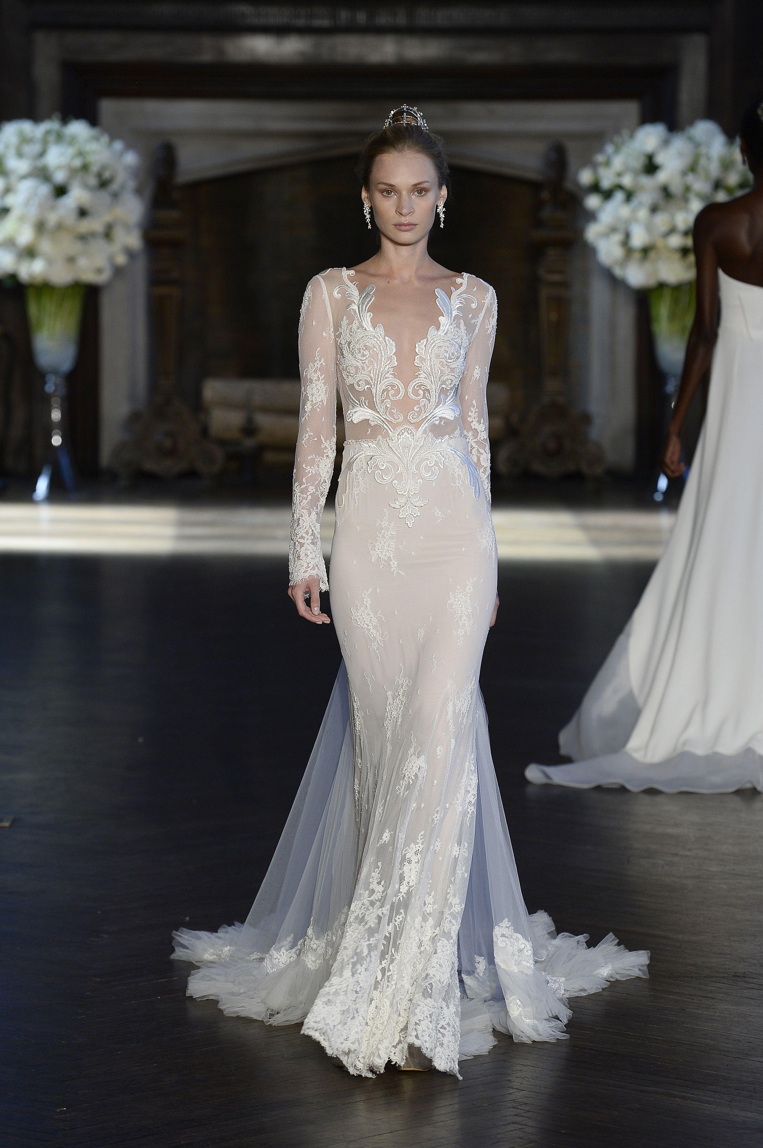 Bridal Fashion Week Wedding Dresses We Love For These 11 Engaged Celebs photo