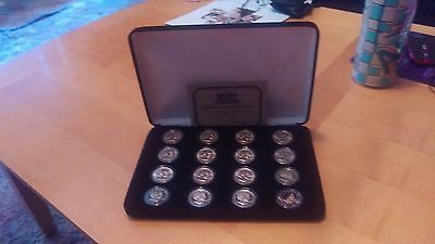 16 Piece Set Susan B.Anthony Coin Collection