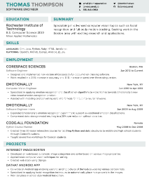 Creddle A Tool For Building Modern Resumes Tricks And Tips
