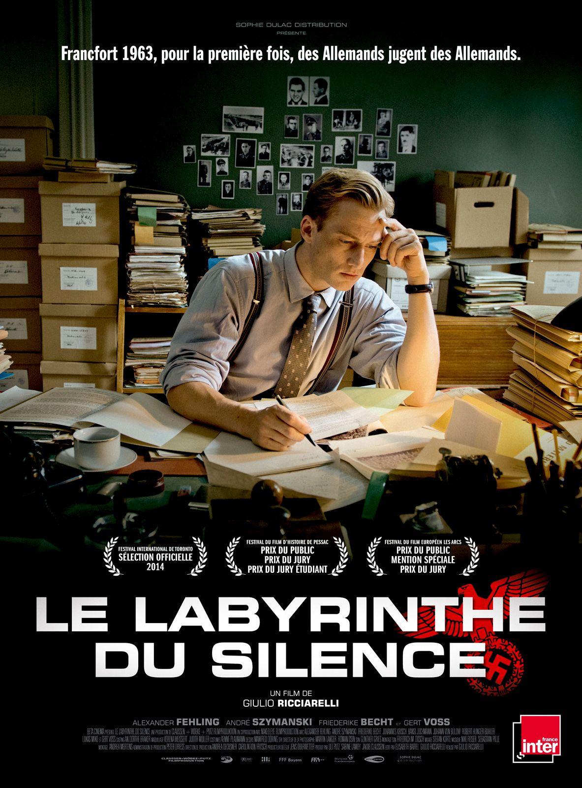 Le Prix Du Silence Film : silence, Labyrinthe, Silence, Books,, Cinema, Movies,