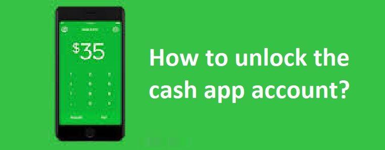 How to unlock the cash app account in 2020 unlock