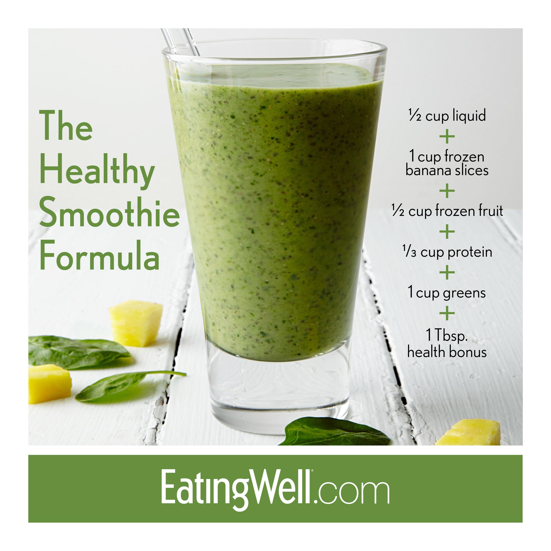 Pineapple Green Smoothie Recipe Smoothie Recipes Healthy Healthy Smoothies Green Smoothie Recipes