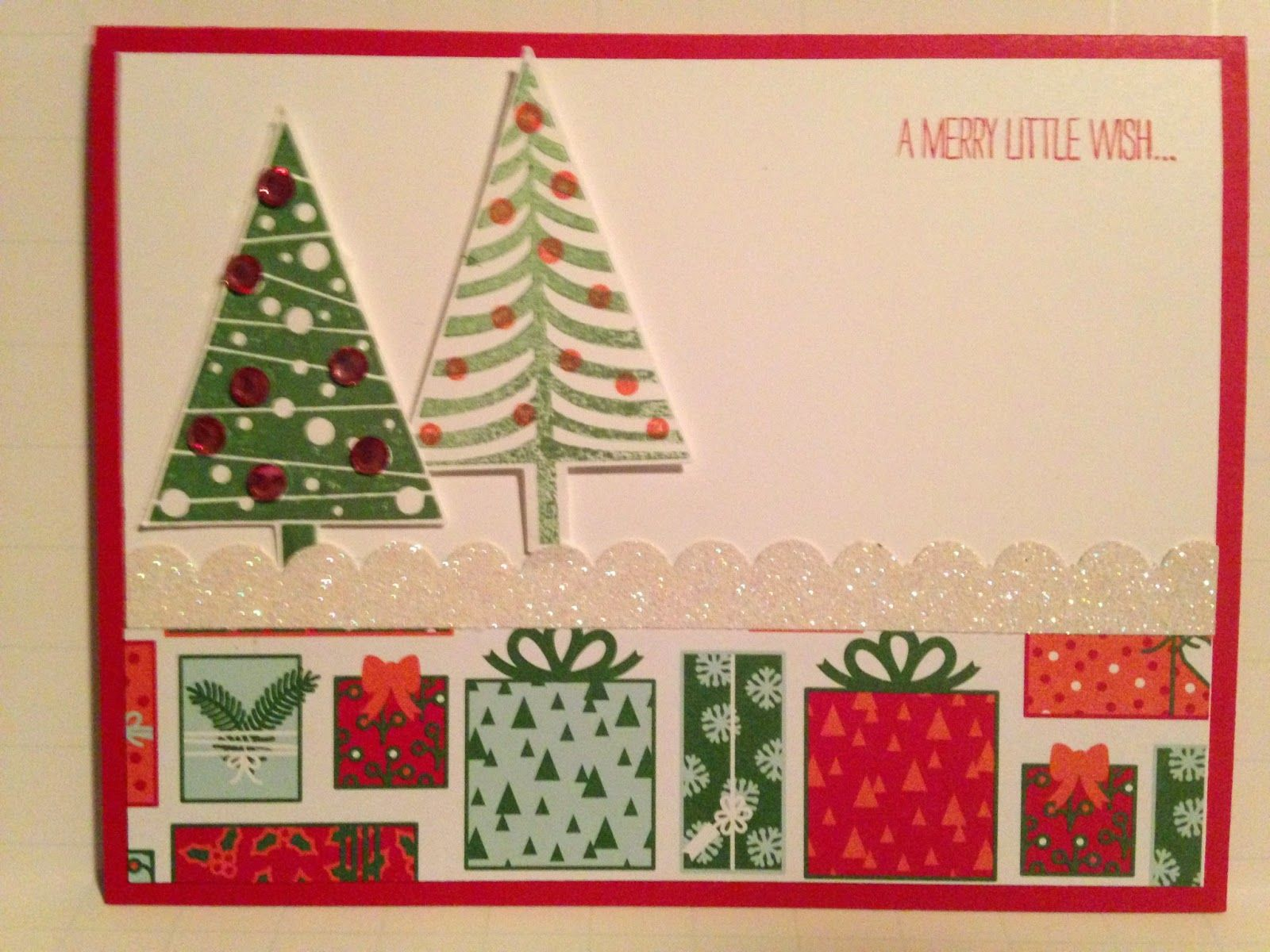 Stylin' Stampin' INKspiration: Christmas Cards!