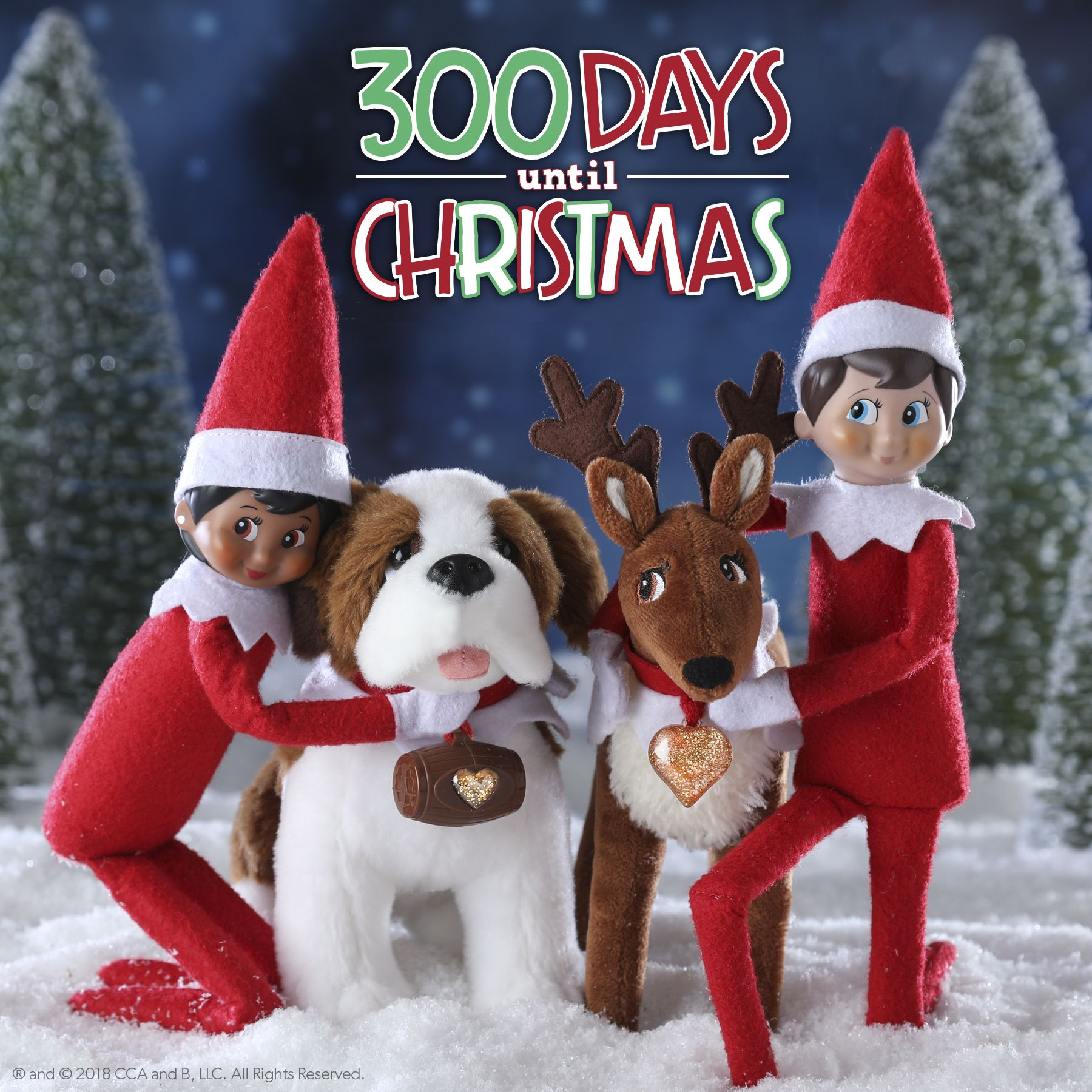 A Christmas Tradition Elf Pets Elf On The Shelf Christmas Countdown