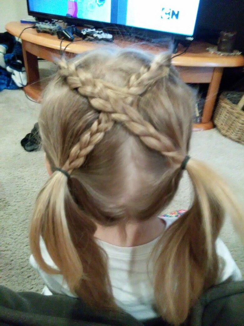 Kids easy hairstyle hairdues pinterest easy hairstyles