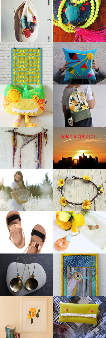Here comes the sun! by Stella on Etsy--Pinned with TreasuryPin.com